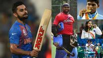 Padma Shri for Kohli, Sreejesh, Sakshi, Deepa Malik, Thangavelu