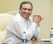 BCCI condoles demise of Sridhar