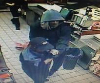 A&W target of armed robbery