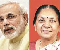 Gujarat CM greets PM Modi on completion of two years in power