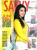 Pic alert! Juhi Chawla blooms like a sunflower on this cover - News