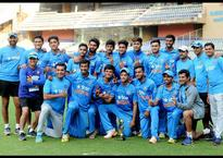 Rahul Dravid coached India colts clinch series 3-1 against England Under-19