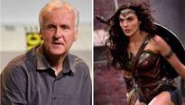 James Cameron calls 'Wonder Woman' a step backwards for Hollywood