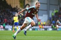 Scott Arfield says nobody wants to play Burnley at Turf Moor after Everton win