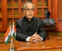 'India water week' a key initiative to identify solutions to water issues: president