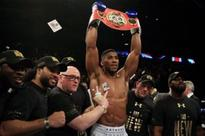 Anthony Joshua's proposed world heavyweight title fight with Wladimir Klitschko is off