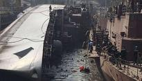 INS Betwa mishap is not a one-off. Navy has lost 30 sailors since 2010