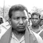 CMAS leader on hunger strike
