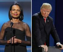 Condoleezza Rice to Trump: 'Enough!' Get Out of the Race