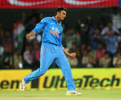 Axar rises to 13th in ODI rankings, Narine still top