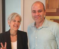 Jill Stein Pitches a Green Foreign Policy