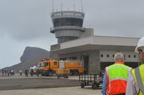 St Helena Airport to address wind shear challenges