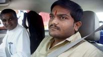 'Wrongfully' put under house arrest in Udaipur: Hardik Patel
