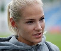 Olympics: Klishina focuses on long jump after ban removed