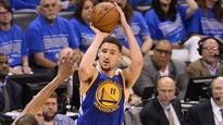 Warrior sets new NBA record with bombing campaign