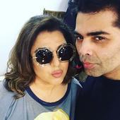 Check out: Karan Johar and Farah Khan pout it out on Yaaron Ki Baarat set