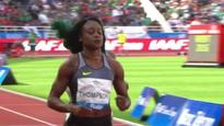 Thompson, Russell victorious at Rabat Diamond League