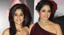 Mom Sridevi reveals that daughter Janvi is open to do Tamil films as well but only on this condition!