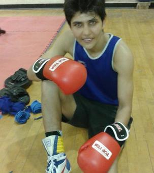 The boxer who ensured India didn't return empty handed