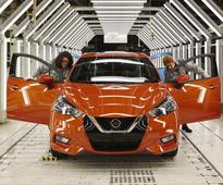Micra to be produced at the Renault plant