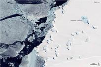 World's Largest Canyon Hides Beneath Antarctic Ice Sheet