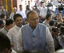 GST Bill: Arun Jaitley to chair meet today; BJP blamed for raking up National Herald case