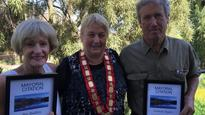 Mayoral citations for Wanaka community stalwarts