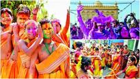 The other shades of Holi