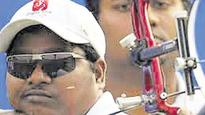 Olympic qualified archer asked to prove marksmanship again