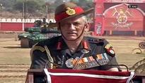 Army Chief Bipin Rawat calls Bharat Ratna for K M. Cariappa