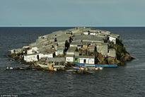 The most congested islands on earth