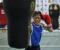 Mary Kom excited to cheer for Vijender Singh
