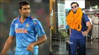 Ashwin gets stumped while travelling, Rohit Sharma trolls him, offie replies humorously