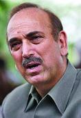 Azad appointed Cong Gen Secy incharge of UP