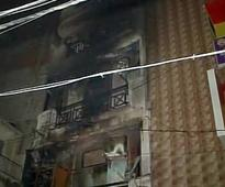 Delhi: Six killed, 34 injured in fire after gas cylinder explosions in Gandhi Nagar