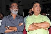 'Only time will tell, let's see': Rajini on political tie up with Kamal Haasan