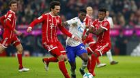 German Bundesliga: Bayern Munich tame Schalke; Michy Batshuayi strikes again for Dortmund