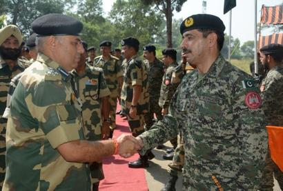 BSF warns Pak Rangers against provocative actions