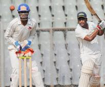 Samarth, Gowtham hit tons as Karnataka dominates