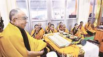 Rethink in New Delhi: Dalai Lama, Karmapa to be in the public gaze
