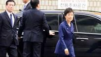 Ousted South Korean President Park Geun-Hye's trial on hold after lawyers quit
