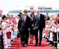 President Xi kicks off historic visit to Serbia with emphasis on friendship, peace