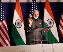 Will make India of your dreams: PM Modi tells Indian diaspora in US
