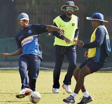 It's a warm-up game for Herath, not for us: Samson