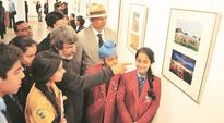 Defining creativity: View From Third Eye exhibition by school students inaugurated in Chandigarh
