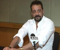 I wasn't at BJP's platform, clarifies Sanjay Dutt
