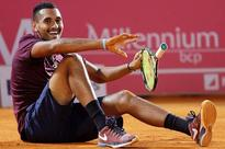 Kyrgios Takes on Wimbledon's Old Man and Mate