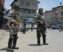 J&K encounter: Srinagar shut down as people join slain militants' funeral