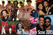 Art Basel Party Report: Eva Longoria, Lenny Kravitz, Adrian Grenier Rock South Beach (Photos)