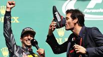Formula one: Webber says Ricciardo has Verstappen's measure